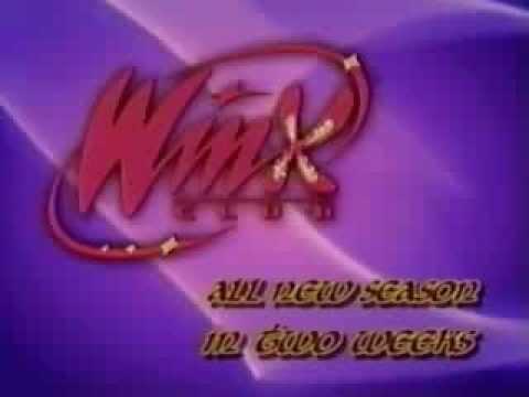 Winx Club: Season 2! 4Kids TV! Short Preview Promo!