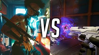 Cyberpunk 2077: FPS vs Third Person