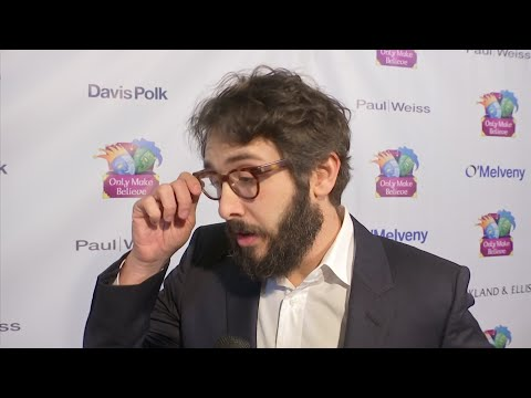 Josh Groban within earshot of deadly NYC truck attack