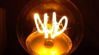 IKEA Nittio LED lamp teardown.