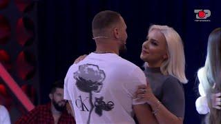 Arbri fton Tean në kërcim, por ajo në fund zgjedh Andin për takimin e radhës