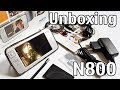 - Nokia N800 Internet Tablet Unboxing 4K with all original accessories Nseries RX-34 review