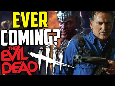 Is An Ash vs Evil Dead KILLER Ever Coming? - Dead by Daylight |