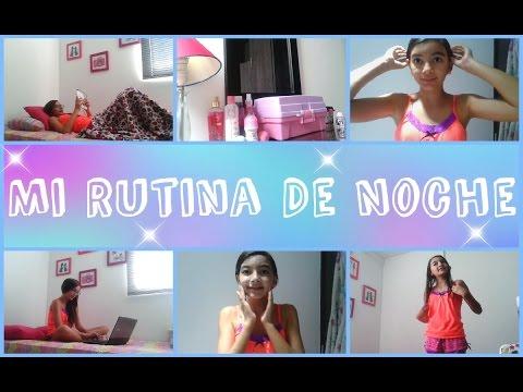 Mi Rutina De Noche ♥ Lulu99