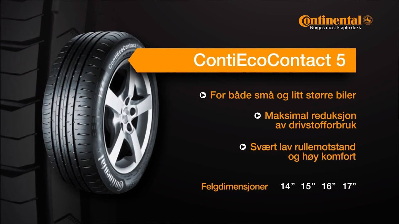 Continental Sport Contact Car Tyres