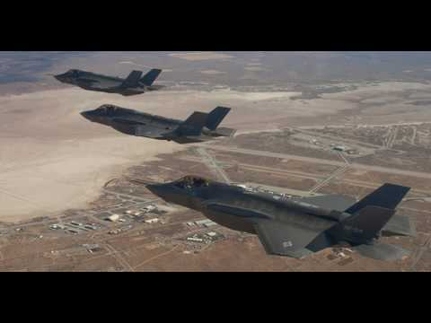 F-35 Fighter Jets Arrive in Europe to Deter Russian Aggression