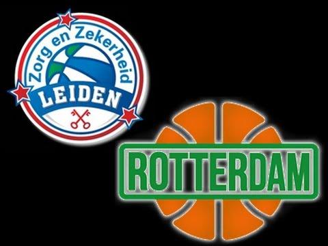 Challenge Sports Rotterdam - Zorg en Zekerheid Leiden (10 okt. 2015)