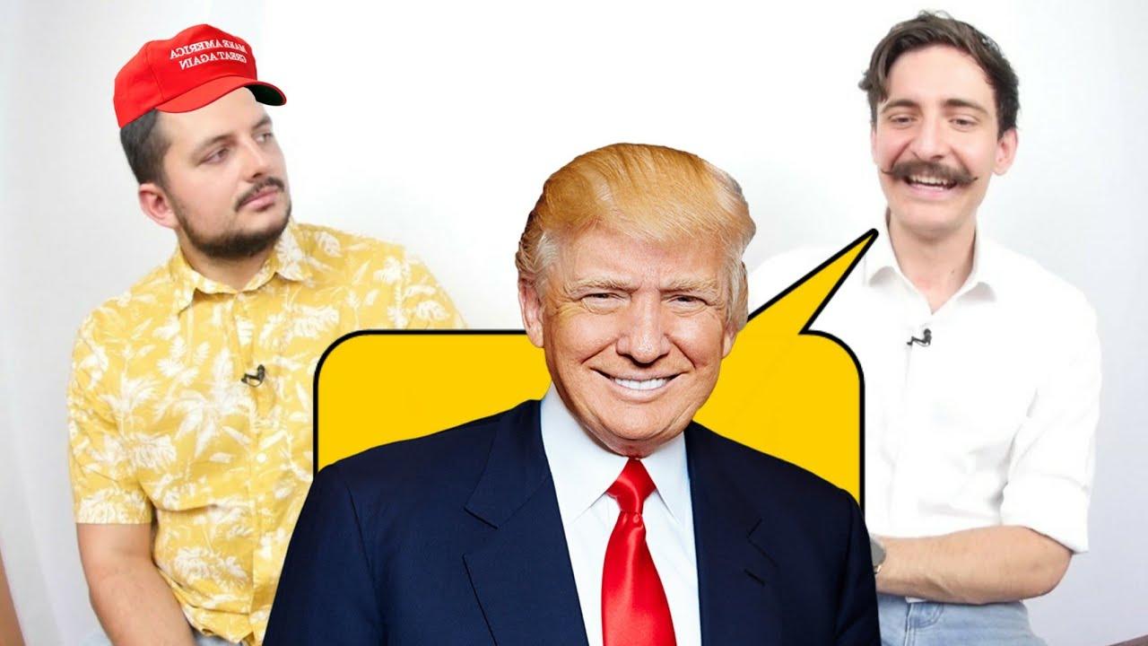 Wybory prezydenckie w USA - TRUMP W POLSCE - VONSKY