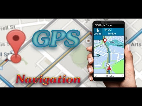 Gps Phone Finder App With Driving Directions Maps