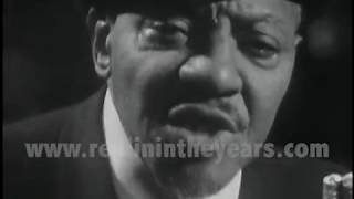 """Download Sonny Boy Williamson- """"Don't Start Me To Talking/Coming Home To You Baby"""" 1963 [RITY Archives]"""