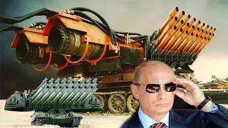 LAS 8 ARMAS RUSAS MÁS PODEROSAS DEL MUNDO QUE HACE TEMBLAR A E.E.U.U