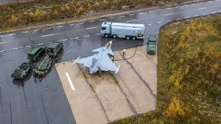 homepage tile video photo for Gripen - Always combat ready