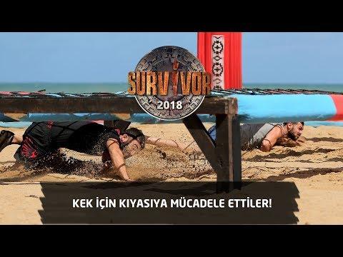 Survivor 2018 | 6. Bölüm | Kek ödülü için mücadele ettiler! Tarihi fark...