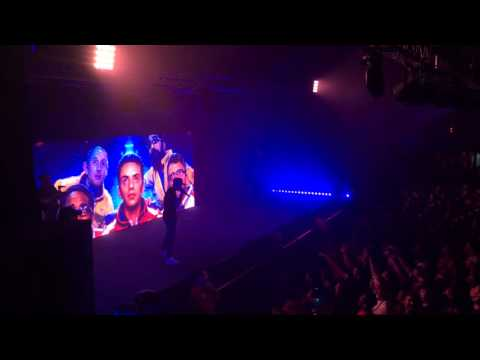 14 - Alright - Logic (Live in Raleigh, NC - 3/19/16)
