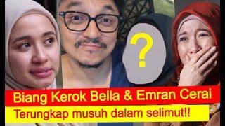 Biang Kerok Laudya Chintya Bella dan Engku Emran Cerai, Terbongkar Sosok Ini Musuh Dalam Selimut...