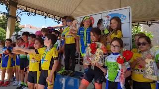 Resumen XIV Trofeo C.C. Cangas 08/07/2018
