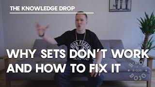 Dlaczego zaplanowane sety nie działają i jak to naprawić? - BBoy Focus