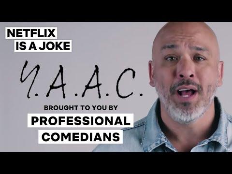 Y.A.A.C. PSA | Netflix Is A Joke | Netflix