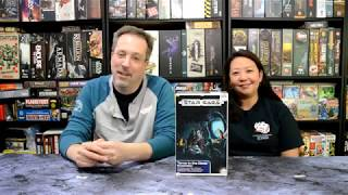 Star Saga Terror in the Deep Expansion Unboxing
