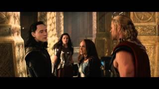 Тор 2: Царство тьмы - Трейлер №2 (дублированный) 1080p