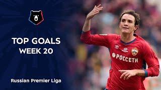 Top Goals RPL Week 20