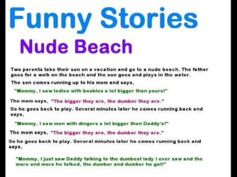 Best Beach First Naked Story Time Pic