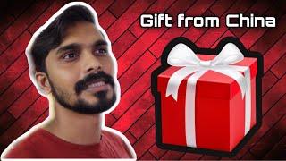 Gift From China !! The Maharashtrian Couple