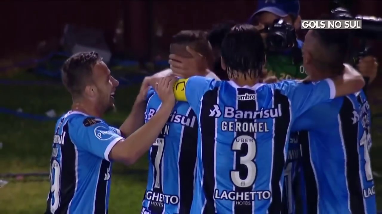 Lanús 1 x 2 Grêmio - Rádio Grenal - YouTube ea53f928c6845
