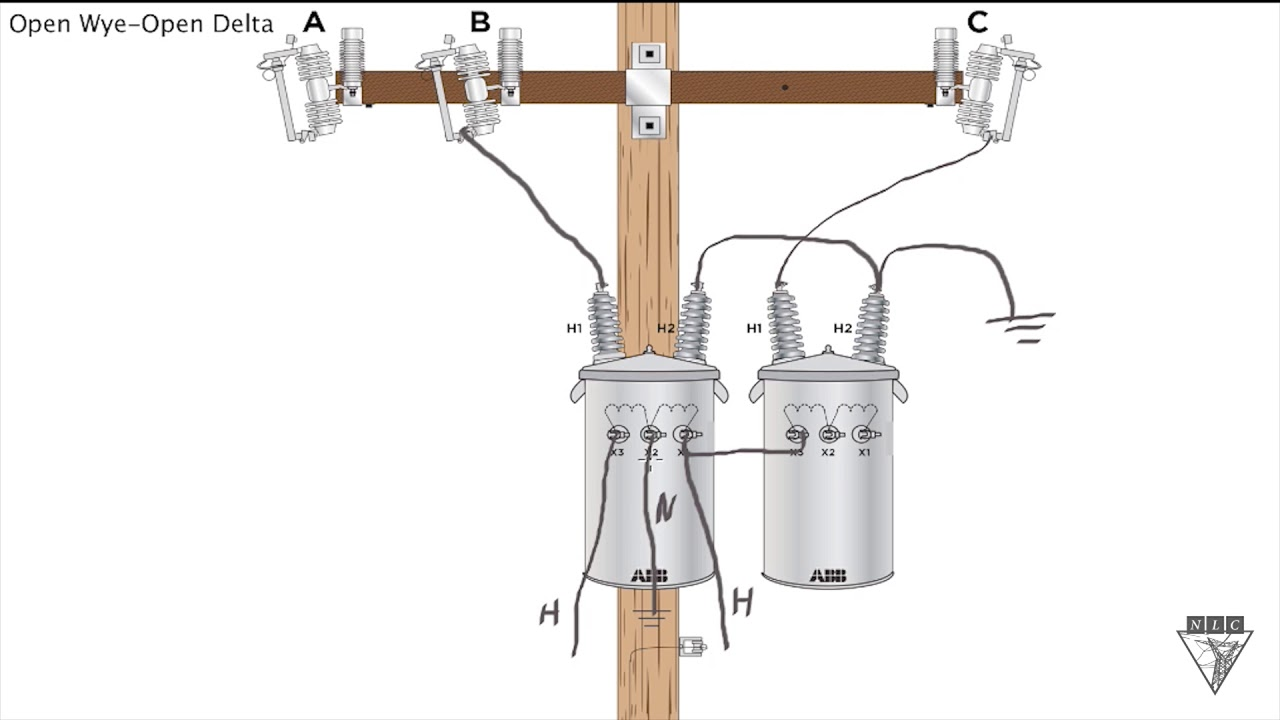 wiring diagram transformer 3 phase with Watch on Lagging And Leading Power Factor Phasor Diagram Wiring Diagrams also Ats Grounding Issues Installation Considerations in addition What Is The Use Of A Conservator In Transformer further The Substation  ponents Study besides Star Delta Connections.