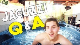 Coming Out To My Dad / Have I Had a Boyfriend? | Jacuzzi Q&A
