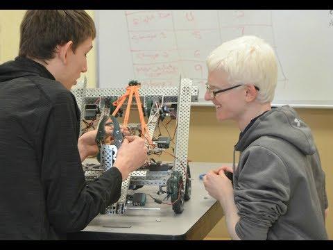 Robotics at Portsmouth Christian Academy