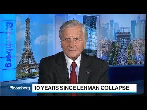 Trichet Calls for Action to Prevent New Financial Crisis