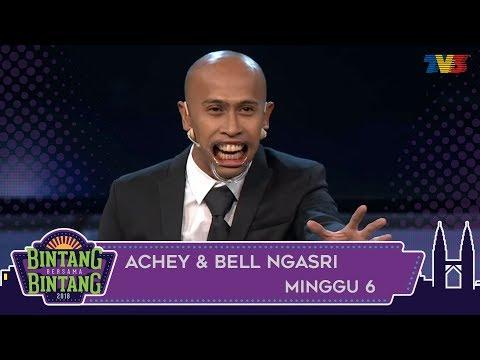BBB (2018) | Minggu 6 | Achey & Bell Ngasri