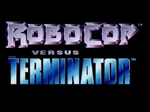 Полное прохождение (((SEGA))) Robocop Vs The Terminator / Робокоп против Терминатора