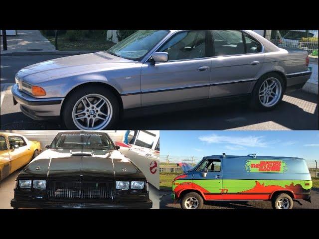 On reçoit 3 nouvelles voitures !