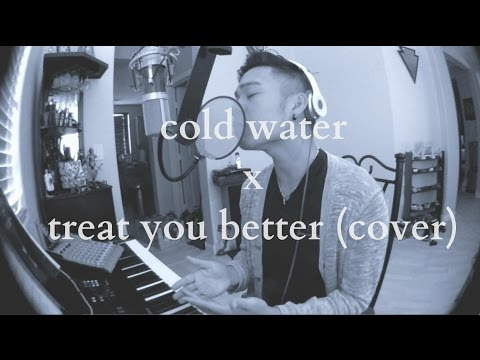 Cold Water x Treat You Better (Piano Cover) -...