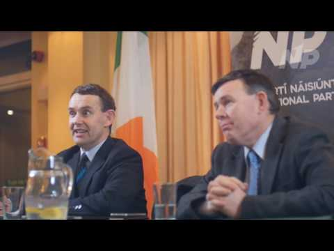 Justin Barrett - Ireland Needs a National Currency