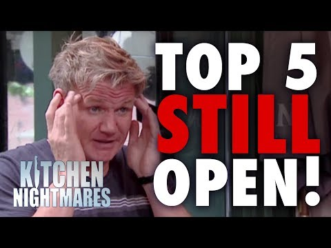 How Many Restaurants On Kitchen Nightmares Are Still Open