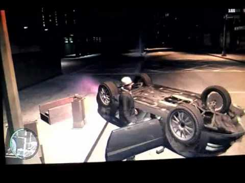 gta 4 course de rue youtube. Black Bedroom Furniture Sets. Home Design Ideas