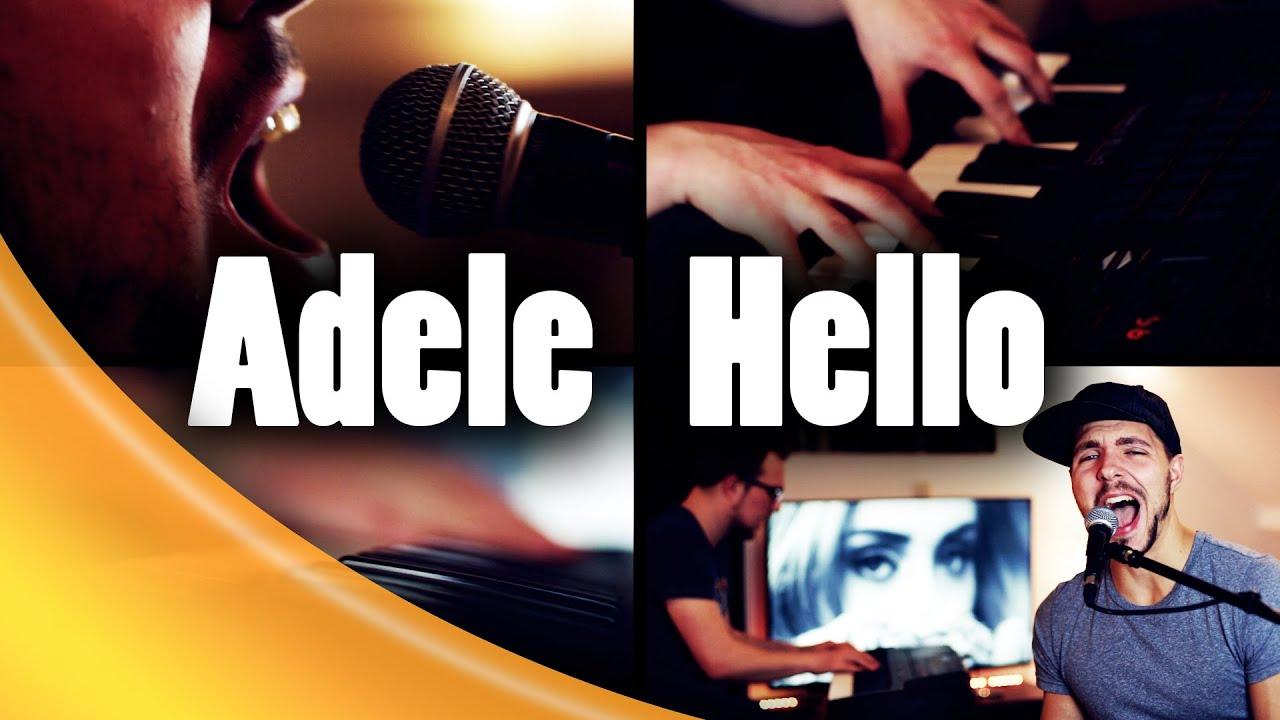 Adele Hello Cover Auf Deutschgerman Parodie Duo Tv Youtube