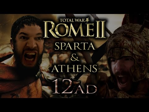 ROME Total War II - Athens & Sparta | #12