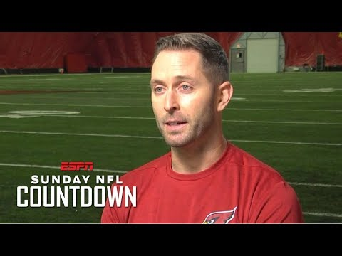 Cardinals' job 'too good of an opportunity to pass up' | NFL Countdown