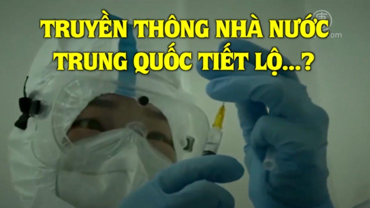 Truyền thông nhà nước Trung Quốc tiết lộ: Trung Quốc nghiên cứu vắc-xin virus corona từ đầu tháng 1