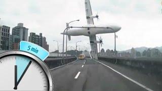 SAMO 5: Padovi Helikoptera,Najgore Avionske Nesrece [18+]