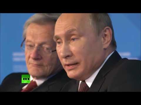 Putin 2014 zum Thema Syrien