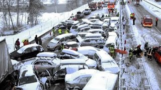 Подборка жестких аварий четвертая неделя Января  (Channel Жёсткие аварии)