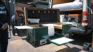 Overland Expo West 2019: Tailgate N Go Outdoor Kitchen Review