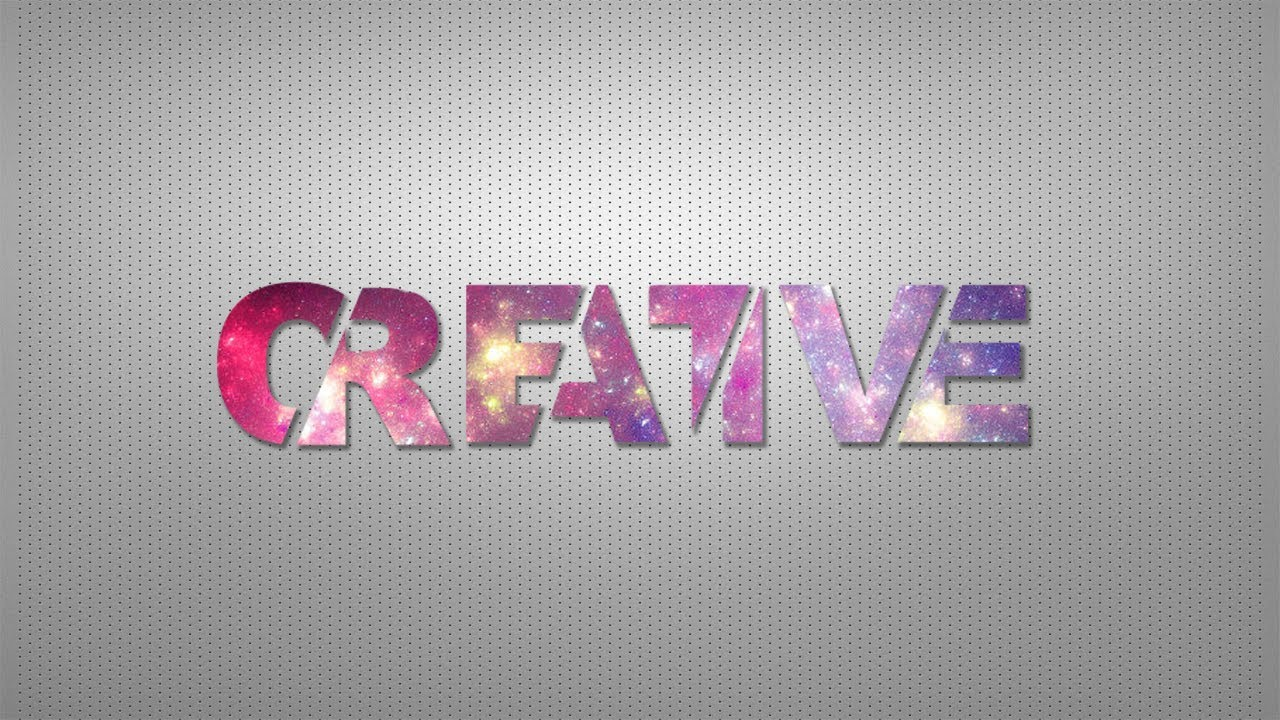 Conceptual tutorial text effect photoshop cc youtube baditri Gallery