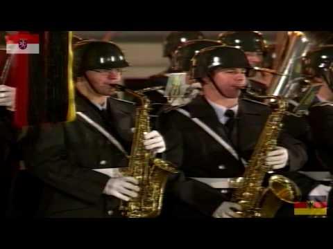 Marsch Des Hessischen Kreis-Regiments Und Des Regiments Landgraf [HD]