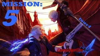 Devil May Cry 4 [1080p HD] Mission 5